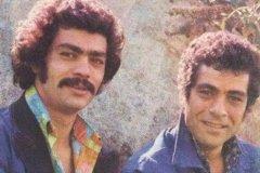 یک دعوای برادری در سینمای ایران/ پست قدیمی یکی از برادران بهروز وثوقی