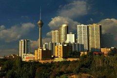 قیمت آپارتمانهای 10 تا 15 سال ساخت در نقاط مختلف تهران