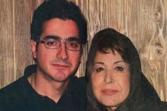 تبریک توئیتری همایون شجریان برای تولد مادرش