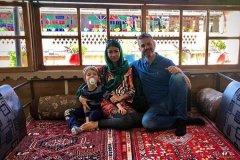 استوری دالیلا استراماچونی برای خبر جدایی همسرش از استقلال؛ باور کردنی نیست!