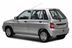 خودروهای کمتر از ۴۵ میلیون تومان افزایش قیمت نداشتهاند