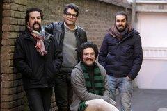 شوک بزرگ به گروه موسیقی پالت