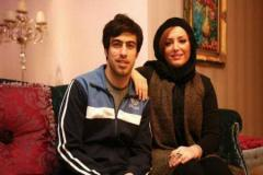 اینستاپست همسر خسرو حیدری درباره روزهای سخت فوتبالیست حرفهای بودن