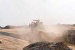 ممنوعیت انتقال و فروش خاک به خارج کشور