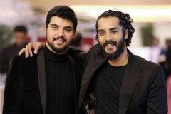 انتشار عکسی از ساعد سهیلی در کنار نازنین بیاتی و برادرش سینا