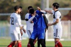 بیرانوند در تمرین تیم ملی کتک خورد