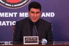 معرفی وزیر مخابرات افغانستان به دادستانی به دلیل عدم ارائهی اطلاعات به خبرنگار