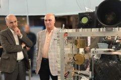 پژوهشگاه فضایی ایران آمادهی همکاری با سندیکای صنعت مخابرات برای تامین نیازهای پروژهها است