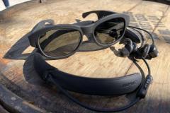 فیلم/ با عینکهای واقعیت مجازی Bose AR بهتر بشنوید!