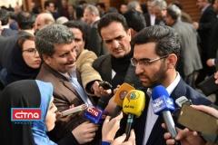 نظر وزیر ارتباطات پیرامون واگذاری مدیریت اینترنت به نیروهای مسلح