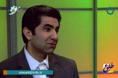 فیلم/ توسعهی فضای کسب و کارهای حوزهی ICT در گفتوگوی شبکهی چهارم با دکتر فقیهی