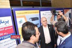هشت محصول جدید حوزهی ICT را در نمایشگاه روز جهانی ارتباطات معرفی کردیم