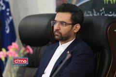 آذری جهرمی: اخبار مربوط به اتخاذ سناریوهای لازم برای قطع اینترنت فیک نیوز است/ در رزمایش قطع اینترنت، مخالف قطع اینترنت مردم بودم