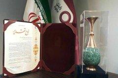 هلال احمر از رایتل در حضور وزیر ارتباطات تقدیر کرد