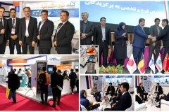 حضور شرکت نیان الکترونیک در نمایشگاه بینالمللی صنعت برق ایران