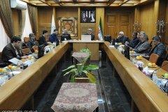 چهارمین جلسه شورای راهبردی تهران هوشمند