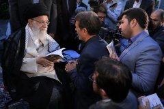 توئیت وزیر ارشاد دربارهی دغدغهی رهبر انقلاب برای زبان فارسی
