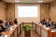 تهیهی پیشنویس آئیننامهی ترسیم چارچوب عملکردی کمیتهی ملی شهر هوشمند