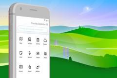 ترک اعتیاد به تلفن همراه با اپلیکیشنی جدید