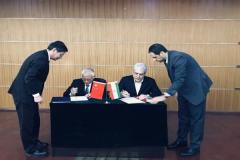 وزیر علوم چین در دیدار با دکتر ستاری: روابط فناورانه با ایران را تقویت میکنیم