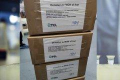 اهدای ۵ هزار کیت تشخیص ۱۵ دقیقهای ویروس کرونا توسط شرکت آوان درمان نوین
