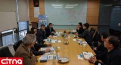 بازدید مدیرعامل صنایع ارتباطی آوا از مرکز تحقیقات مخابرات و الکترونیک کره جنوبی