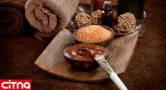 ماساژ شکلات لوکسترین بخش اسپاهای ایرانی!