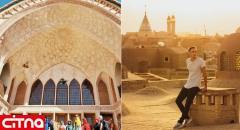 گیر مجری منوتو به سفر اینفلوئنسرهای خارجی به ایران