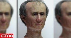 بازسازی چهره ژولیوس سزار با فناوری سهبعدی