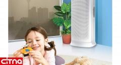 دستگاههای تصفیه هوای سامسونگ، هوا را تا 99 درصد پاکیزه میکنند