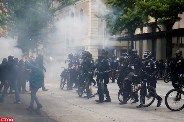 اعتراضات در آمریکا باعث محدود شدن کسبوکار آمازون و اپل شد!