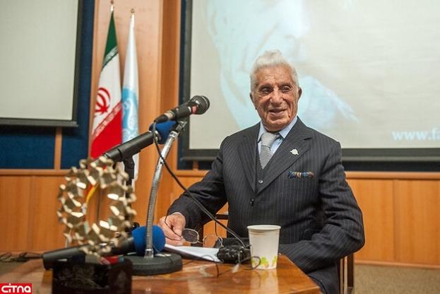 جملات به یادماندنی پروفسور رضا در آخرین حضورش در ایران