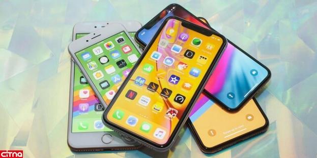 کدام برندهای موبایل بازار آمریکا را تسخیر کردهاند؟