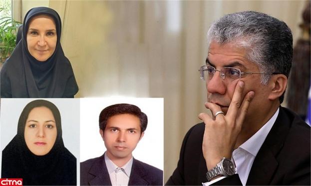 تقدیر از کارمندان برگزیده جشنواره شهید رجایی