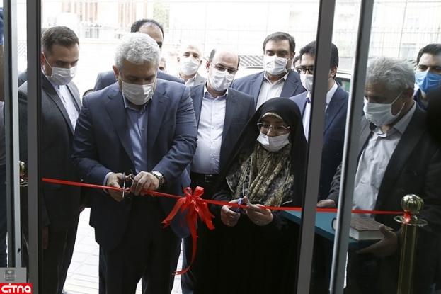 مرکز نوآوری و توسعه کسب وکارهای دادهمحور افتتاح شد