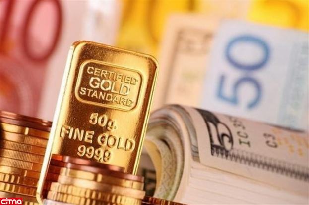 آخرین قیمت طلا، سکه و دلار امروز 99/03/11
