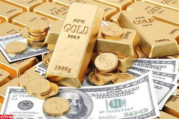 آخرین قیمت طلا، سکه و دلار امروز 99/03/13