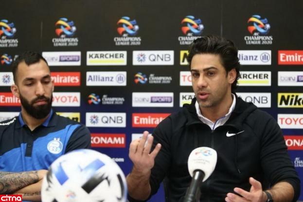 مجیدی: چرا AFC از مشکلات پرواز بین امارات و قطر خبر نداشت؟