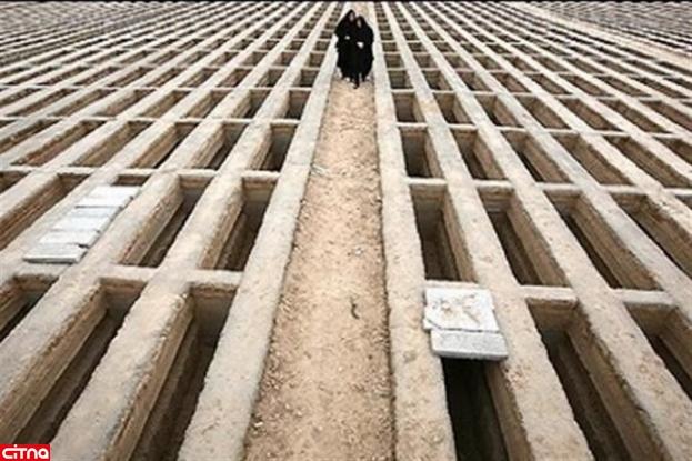 چگونگی دفن قربانی های کرونایی در ایران