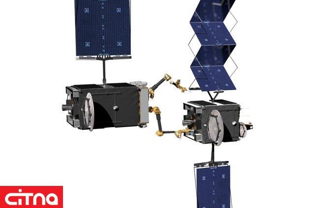 رباتهای تعمیر ماهواره ساخته میشوند