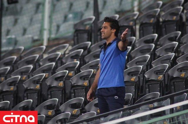 انتقاد تند مجیدی از بازیکنان استقلال