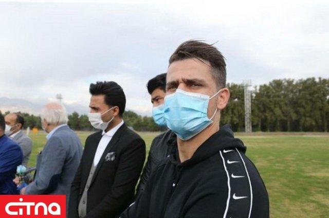 حمایت وریا غفوری از دو پزشک استقلال در فضای مجازی
