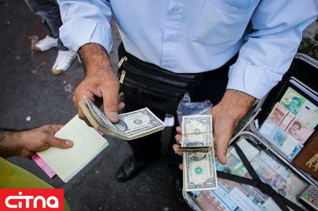 دستگیری ۴ دلال بزرگ ارز در فضای مجازی
