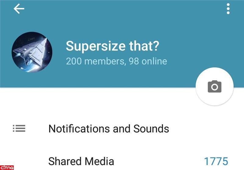 پاک پست ها در تلگرام توسط ادمین امکان معرفی چند ادمین در یک گروه تلگرامی تا 1000 نفر عضو ...