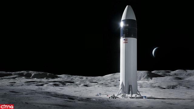 توانایی استارشیپ در جمع آوری زبالههای فضایی