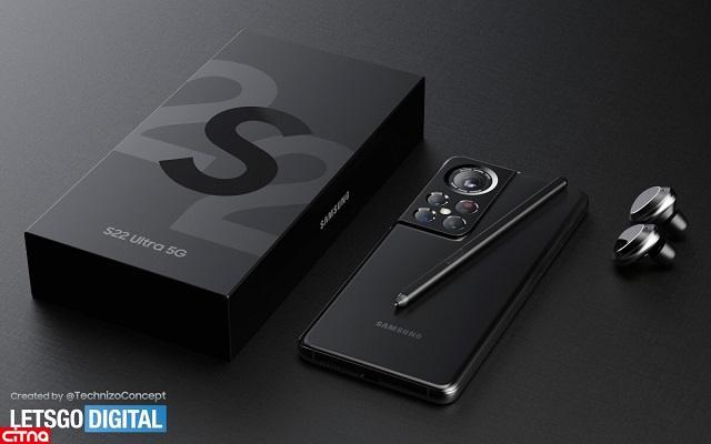 گوشی هوشمند Galaxy S22 با دوربین Olympus روانه بازار میشود