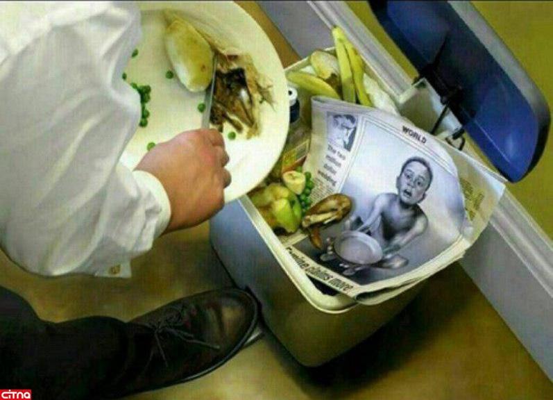 تکاندهندهترین عکس دنیا در شبکههای اجتماعی!
