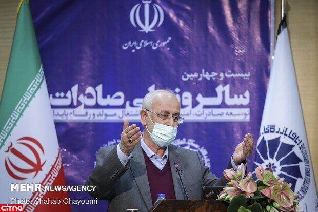حضور هیات مدیره اتحادیه صادرکنندگان صنعت مخابرات ایران در بیست و چهارمین سالروز ملی صادرات