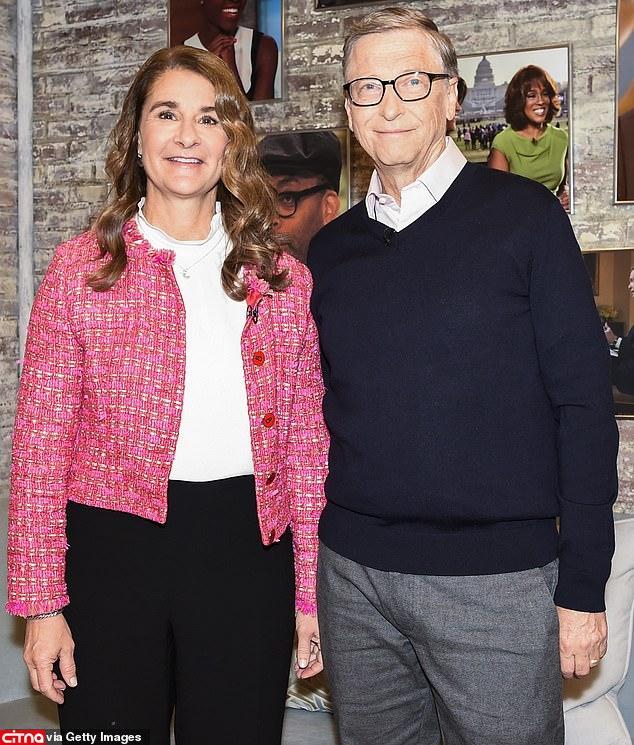 چک 1.8 میلیارد دلاری بیل گیتس به همسر سابقش پس از جدایی