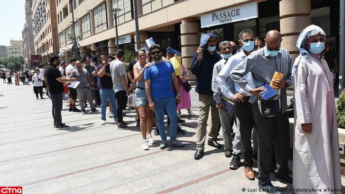 تیغ دولبهی هجوم ایرانیها به ارمنستان؛ ایمنی در مقابله با کرونا یا خطر افزایش مبتلایان؟!